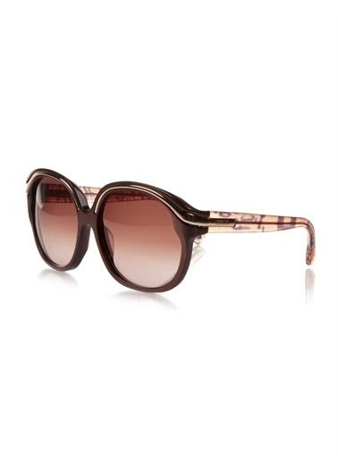 Emilio Pucci  Ep 689 210 Kadın Güneş Gözlüğü Kahve